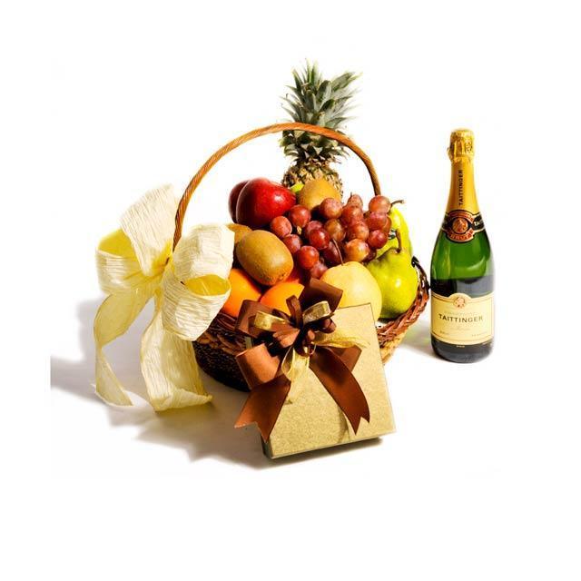 send a fruit basket