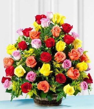 Send Flowers Zambia 5